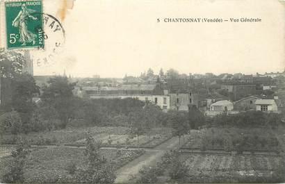 """CPA FRANCE 85 """"Chantonnay"""""""