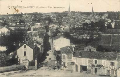 """CPA FRANCE 85 """"Fontenay le Comte"""""""