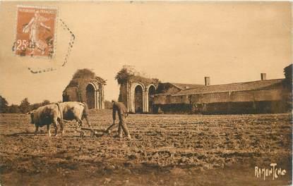 """CPA FRANCE 85 """"Mouchamps, Chapelle de l'Abbaye de la Grainetière"""" / RAMUNTCHO"""