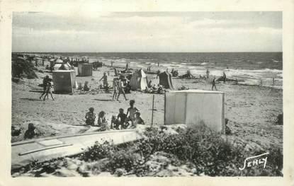 """CPA FRANCE 85 """"Notre Dame de Monts, la plage"""""""