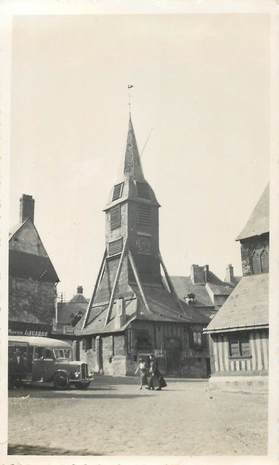 "PHOTO FRANCE 14 ""Honfleur, 1935"""