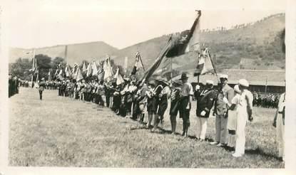"PHOTO FRANCE 68 ""Thann, 1935, congrès des SOR"""