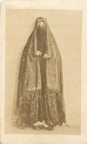 """PHOTO ALGERIE / SCENES ET TYPES """"Femme arabe"""""""