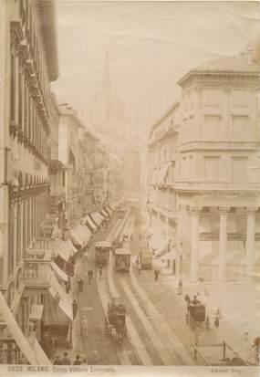 """LOT ITALIE """"Milan, ~ 1880"""""""