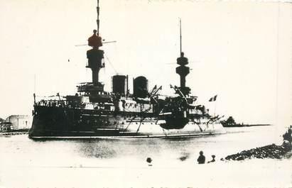 """PHOTO BATEAU MILITAIRE """"Sabordage de la Flotte à Toulon, 1942"""""""