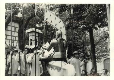 """PHOTO FRANCE 60 """"Compiègne, Fête de Jeanne d'Arc"""""""