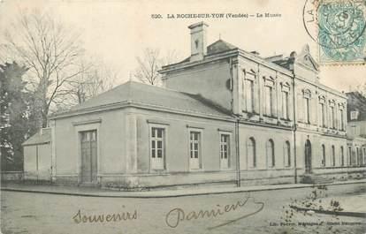 """CPA FRANCE 85 """"La Roche sur Yon, Le Musée"""""""