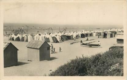 """CPSM FRANCE 85 """"Saint Jean de Monts, plage"""""""