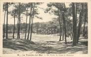 "85 Vendee CPA FRANCE 85 ""La Tranche sur Mer, la Forêt"""