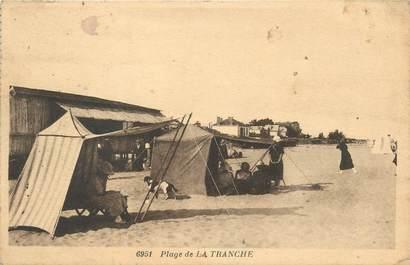"CPA FRANCE 85 ""La Tranche sur Mer, la plage"""