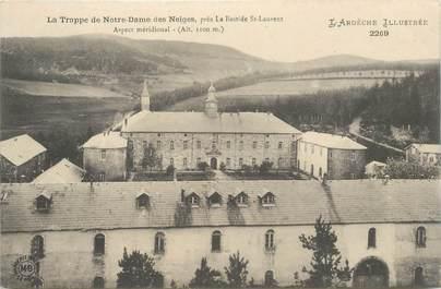 """CPA FRANCE 48 """"Notre Dame des Neiges, La Trappe"""""""