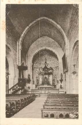 """CPA FRANCE 48 """"Chanac, interieur de l'Eglise"""""""