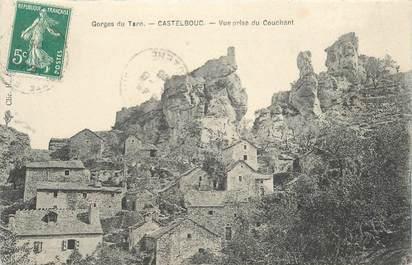 "CPA FRANCE 48 ""Castelbouc"""