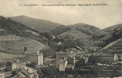 "CPA FRANCE 48 ""Villefort"""