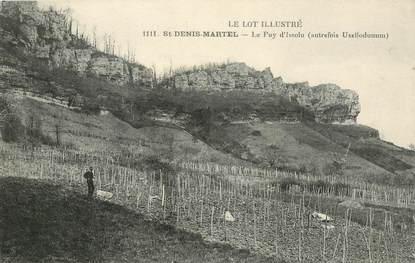 "CPA FRANCE 46 ""Saint Denis Martel"""