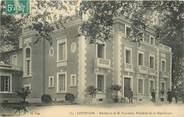 """47 Lot Et Garonne CPA FRANCE 47 """"Loupillon, résidence de M. Fallières, Psdt de la République"""""""