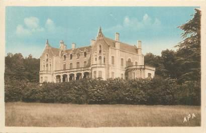 """CPA FRANCE 47 """"Tournon d'Agenais, Chateau du Boscla"""""""