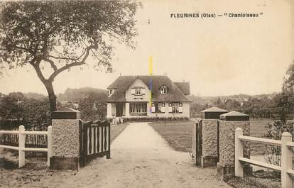 """/ CPA FRANCE 61 """"Fleurines, chantoiseau"""""""