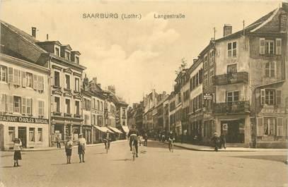 "CPA FRANCE 57 ""Sarrebourg"""
