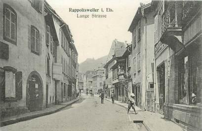 "CPA FRANCE 68 ""Ribeauvillé"""