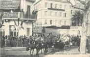 """06 Alpe Maritime CPA FRANCE 06 """"Cannes, Le Carnaval, Bataille de Fleurs, 1908"""""""