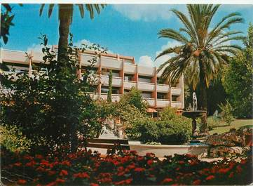 """CPSM FRANCE 06 """"Cannes, Hotel restaurant Résidence de la Foret"""""""