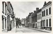 """59 Nord / CPSM FRANCE 59 """"Bourbourg, rue de Dunkerque"""""""