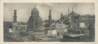"""CPA EGYPTE """"Le Caire, tombeaux des Mamelouks"""""""