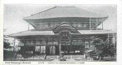 "CPA JAPON ""Temple du Grand Bouddha à Nara"""