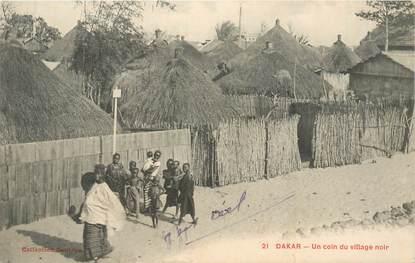 "CPA SENEGAL ""Dakar"""