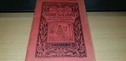 Vieux Papier GUIDE TOURISTIQUE NIMES ET LE GARD (30) / Ed. 1910