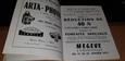 """LIVRET TOURISTIQUE ET PUBLICITAIRE """"Une semaine à Megève (74)"""" 1954/55"""