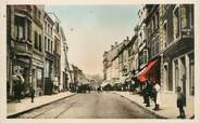 "57 Moselle / CPSM FRANCE 57 ""Saint Avold, rue Hirschauer"""