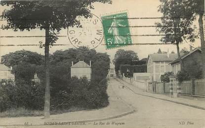 "CPA FRANCE 94 ""Boissy Saint Léger, Rue de Wagram"""