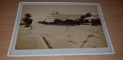 """PHOTOGRAPHIE FRANCE 06 """"Nice, la promenade des Anglais"""""""