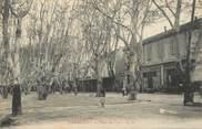 """84 Vaucluse CPA FRANCE 84 """"Cavaillon, Place du Clos"""""""