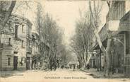 """84 Vaucluse CPA FRANCE 84 """"Cavaillon, Cours Victor Hugo"""""""
