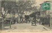"""84 Vaucluse CPA FRANCE 84 """"Orange, place du Pont neuf, avenue de la gare"""""""