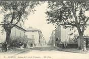 """84 Vaucluse CPA FRANCE 84 """"Orange, avenue de l'Arc de Triomphe"""""""