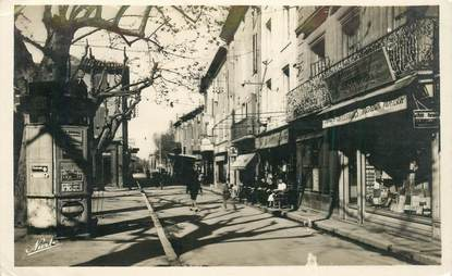 "CPSM FRANCE 84 ""Orange, Rue Saint Martin"""