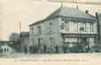 """/ CPA FRANCE 55 """"Revigny, rue de la tresse et place de la gare"""""""