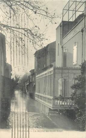 "CPA FRANCE 84 ""Orange, la Meyne au Pont Neuf"""