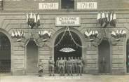 """Militaire CARTE PHOTO MILITAIRE """"Bitche (57), 1929, la Caserne Vauban"""""""
