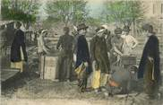 "13 Bouch Du Rhone CPA FRANCE 13 ""Marseille, Exposition Coloniale, 1906"" / VIETNAM, groupe d'Annamites"