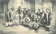 """13 Bouch Du Rhone CPA FRANCE 13 """"Marseille, Exposition Coloniale, 1906"""" / CAMBODGE, artistes de Théâtre"""