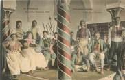 """13 Bouch Du Rhone CPA FRANCE 13 """"Marseille, Exposition Coloniale, 1906"""" / TUNISIE, café concert"""