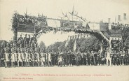 "55 Meuse / CPA FRANCE 55 ""Stenay, la fête de Sidi Brahim du 29 août 1907"""