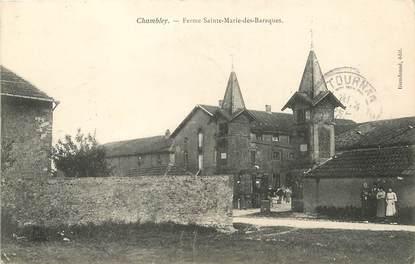 """/ CPA FRANCE 55 """"Chambley, ferme Sainte Marie des Baraques"""""""