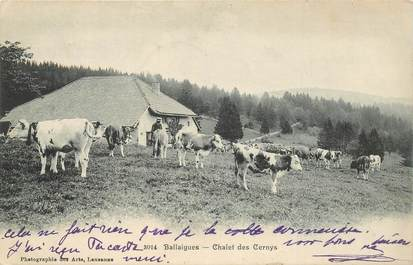 "CPA SUISSE ""Ballaigues"""