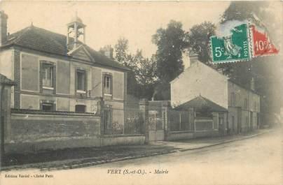 "CPA FRANCE 78 ""Vert, la Mairie"""